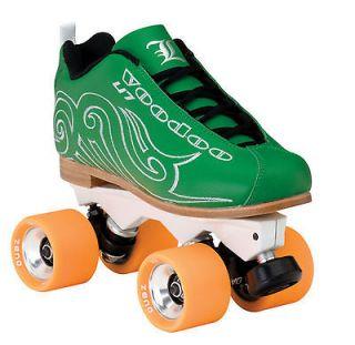 Roller Derby Speed Skate With Atom Dubz Wheels Labeda U7 Boot