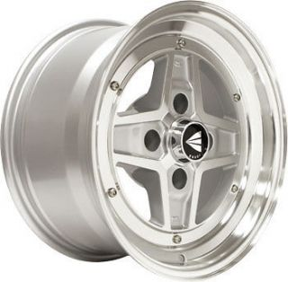 15 ENKEI APACHE 2 SILVER RIMS WHEELS 15x7 +38 4x100 CIVIC FIT INTEGRA