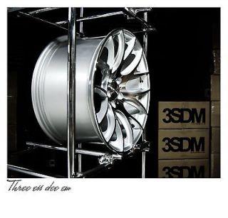 3sdm Alloy Wheels mercedes c/e/s/ml/m class audi/vw 8.5+10 staggered