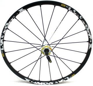 2012 MAVIC CROSSMAX ST 26 Disc UST Tubeless QR Rear Wheel NEW