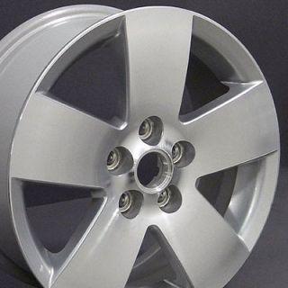 16 OEM Chevy Malibu 5045 Wheels Rims Silver 16x6.5 SET