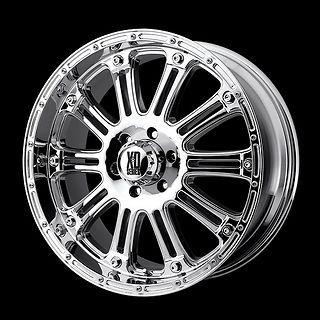 XD XD795 Hoss 5x4.5 +0 Wheels Nitto Terra Grappler 265/75/16 Tires