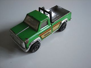 VINTAGE Tonka Toy Pressed Steel Metal Vehicle Car Pick Up Truck Green