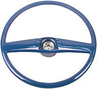 STEERING WHEEL BLUE 1969 1970 1971 1972 CHEVROLET CHEVY GMC TRUCK