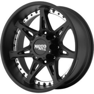 Black Moto Metal MO961 6x135 +18 Wheels Nitto Terra Grappler 285/60R18