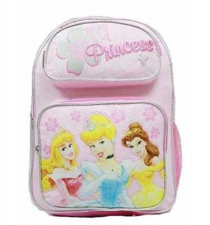 Disney Princess 16 Large Backpack + Lunch Bag SET   Tangled Rapunzel