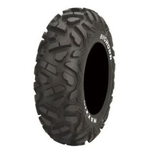 Maxxis Bighorn ATV Front / Rear Tires 25x8x12 (Set of 2) 25 8 12 UTV