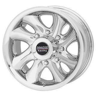 Racing Ventura Polished Wheel/Rim(s) 8x165.1 8 165.1 8x6.5 16 8