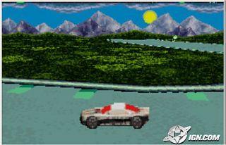 Hot Wheels World Race Nintendo Game Boy Advance, 2003