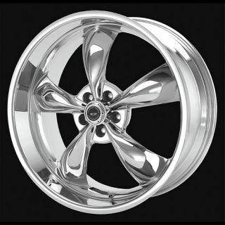 RACING AR605 CHROME TORQ THRUST BLAZER JIMMY CAMARO G8 WHEELS RIMS