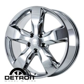 GRAND CHEROKEE 2011 2013 PVD Bright Chrome Wheels Rims Factory 9107