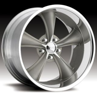 Chevy Camaro Blazer Jimmy S10 GM 20 Wheels Rims Gray