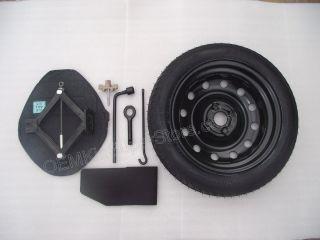2012 2013 Kia Rio SX 17 Spare Tire Kit w Jack Rim Tools Wheel