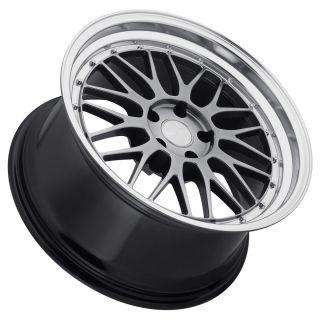 20 New Staggered LM Style Wheels Rims BMW M5 E39 E60 E65 E63 5 6 7