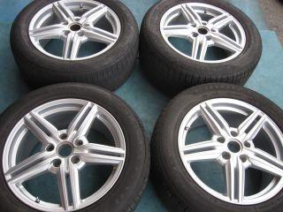 19 Porsche Cayenne Wheels Rims Tires 2011