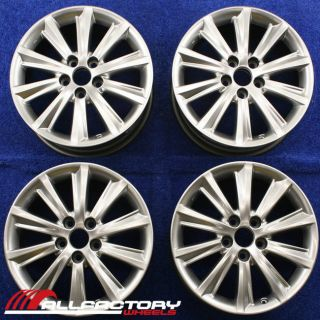 ES350 17 2009 2010 2011 2012 Factory Wheels Rims Set 74225