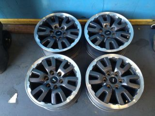 Ford Raptor SVT F150 OEM 2010 Factory stock wheels rims LIKE NEW F 150