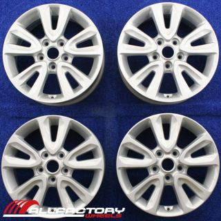 Kia Soul 16 2012 12 Factory Wheels Rims Set 4 Four 74661