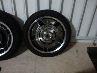 2013 harley davidson road glide street glide fltrx wheel rim tire