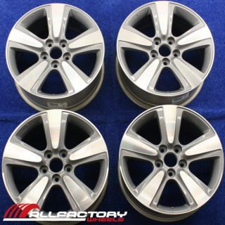 2010 10 2011 11 2012 12 Factory Wheels Rims Set 4 Four 71793