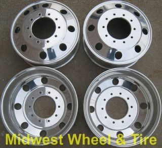19 5 Ford F450 F550 Super Duty Dually Wheels Rims