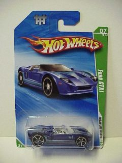 2010 Treasure Hunts Hot Wheels Ford GTX1