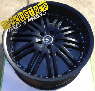 11 BLACK WHEELS RIMS TIRES black lug nut and tpms sensors 2010 chall