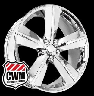 Challenger SRT8 Style Chrome Wheels Rims for Dodge Challenger 2010