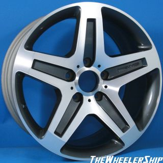 Mercedes G55 2009 2011 19 x 9 5 AMG Factory Stock Wheel Rim