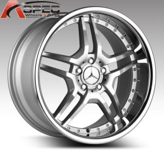 Wheels 5x112 Rim Fits Mercedes Benz SL55 AMG 2003 2008