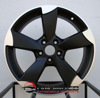 18 RS3 Wheels Rims Fit Audi S4 B5 B6 B7