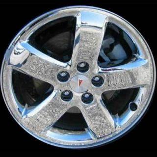 Brand New 17 Chrome Wheels Rims 05 10 Pontiac G6 06 10 Chevy HHR 08