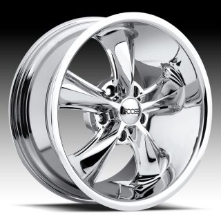 Legend Mustang Wrangler Lincoln Wheels Rims Chrome 18 Inch