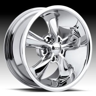 Legend Mustang Wrangler Lincoln Wheels Rims Chrome 18 Inch