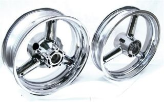 1300 TL 1000 Chrome Wheels Rims 1999 2007 99 00 01 02 03 04 05