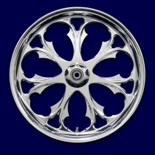 Outlaw Chrome Wheels Harley Bagger Electra Ultra Glide 2009 2012 NEW