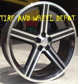 26 INCH IROC B RIMS AND TIRES MONTE CARLO CUTLASS IMPALA EL CAMINO