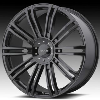 Black Wheels Rims 6x135 Ford F150 Expedition Navigator 6 Lug