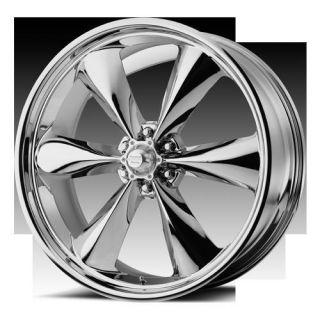 AMERICAN RACING TORQ THRUST CHROME TAHOE CHEVY/ GMC SILVERADO WHEELS