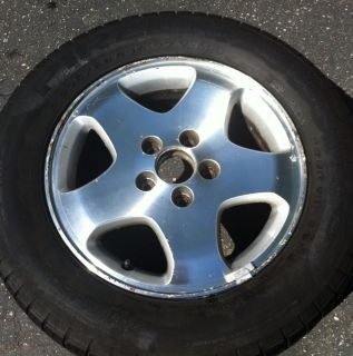 Odyssey 1999 2001 Alloy Wheel Rim with Tire Free Local Pick Up