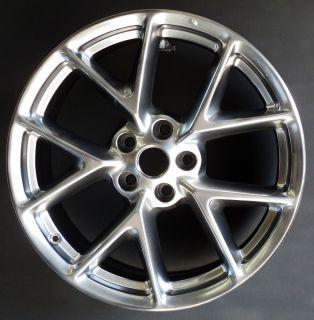 09 10 11 Nissan Maxima 19 10 Spoke Genuine Factory Wheel Rim H 62512