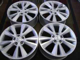 Dodge Durango Jeep Grand Cherokee 20x8 Factory Wheels Rims