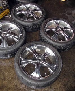 Lexus 350 Honda Accord Ford Dodge Explorer Wheels Rims and Tire