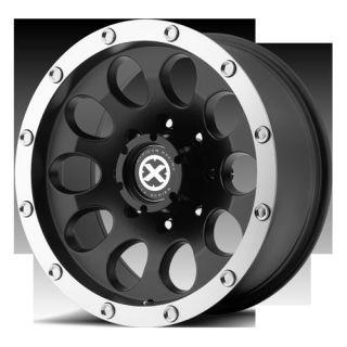 15 Wheels Rims ATX Slot Black Marquis Wrangler Edge