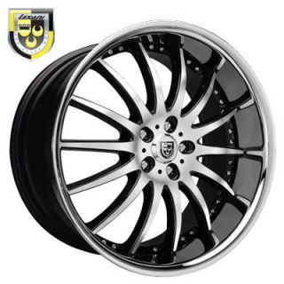 20 Lexani LX 14 Rims Wheels Tire Stagger BMW G8 350Z