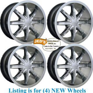 14 14X7 14x8 4 115 ATV Rims Wheels for Arctic Cat 375 400 450 454