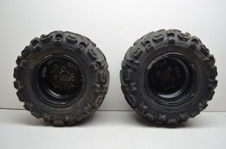 Polaris Trail Blazer 250 Rear Wheels Rims 22X11 10 Sur Trax Tires 2x4