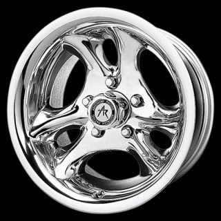 15 Inch 15x8 Ventura Polished Wheels 6 lug Rims Chevy Truck Blazer