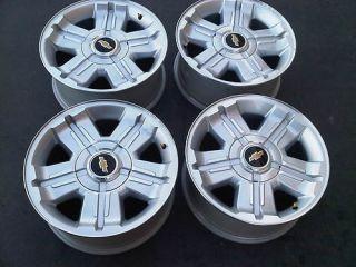 Chevy Silverado 1500 Z71 18 Factory Wheels Rims Tahoe Z 71 Suburban