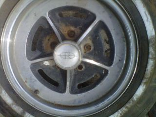 Buick Regal Chrome Rally 15 Rims